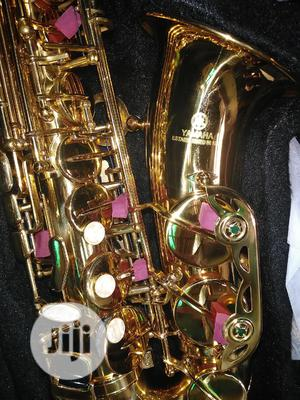Yamaha Professional Sax | Musical Instruments & Gear for sale in Lagos State, Ikeja