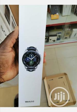 Samsung Galaxy Watch 3 45mm Silver | Smart Watches & Trackers for sale in Lagos State, Ikeja