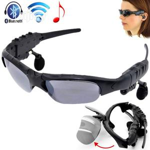 Wireless Bluetooth Sunglasses | Accessories for Mobile Phones & Tablets for sale in Lagos State, Ikeja