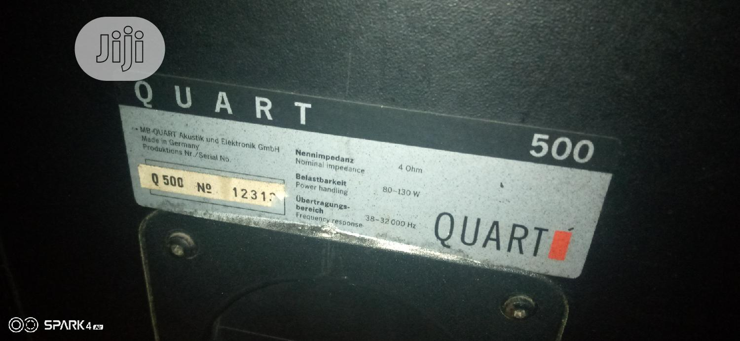 Sound Studio Monitors MB Quart 500 None Powered Strong. | Audio & Music Equipment for sale in Agege, Lagos State, Nigeria