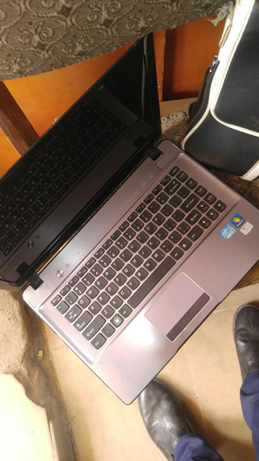 Laptop Lenovo IdeaPad Z470 4GB Intel Core i5 HDD 500GB | Laptops & Computers for sale in Ikeja, Lagos State, Nigeria