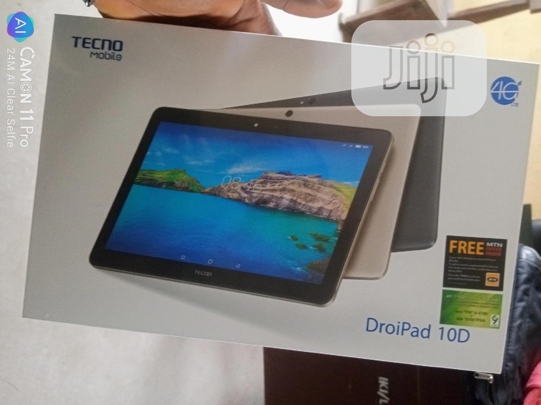 New Tecno DroiPad 10D 16 GB