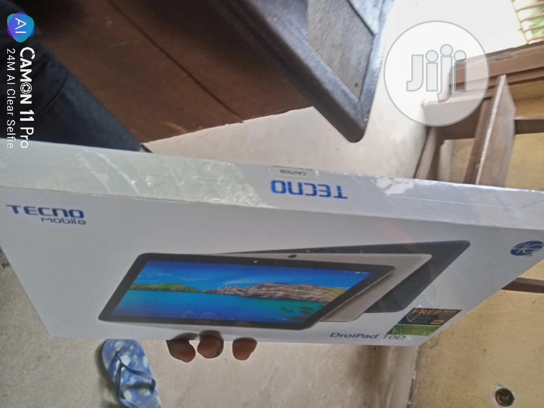 New Tecno DroiPad 10D 16 GB | Tablets for sale in Ikeja, Lagos State, Nigeria