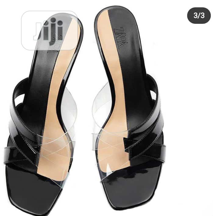 Zara Heel Slippers and Flat | Shoes for sale in Ikoyi, Lagos State, Nigeria