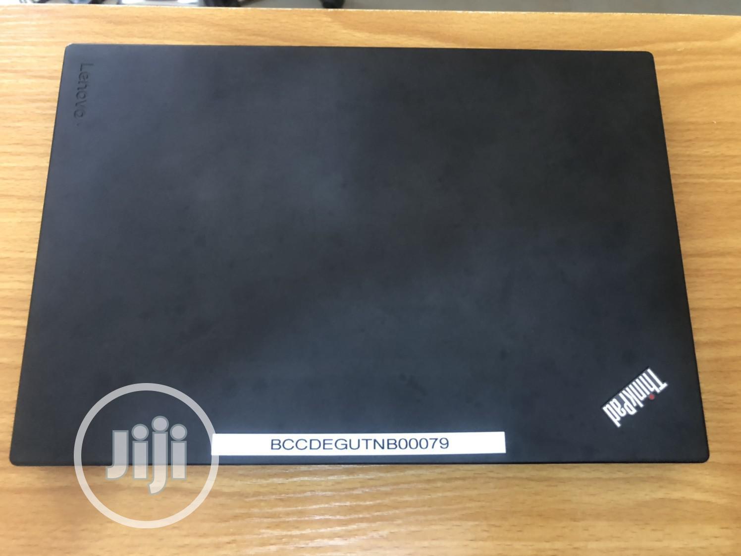 Laptop Lenovo ThinkPad X270 8GB Intel Core I5 SSD 256GB