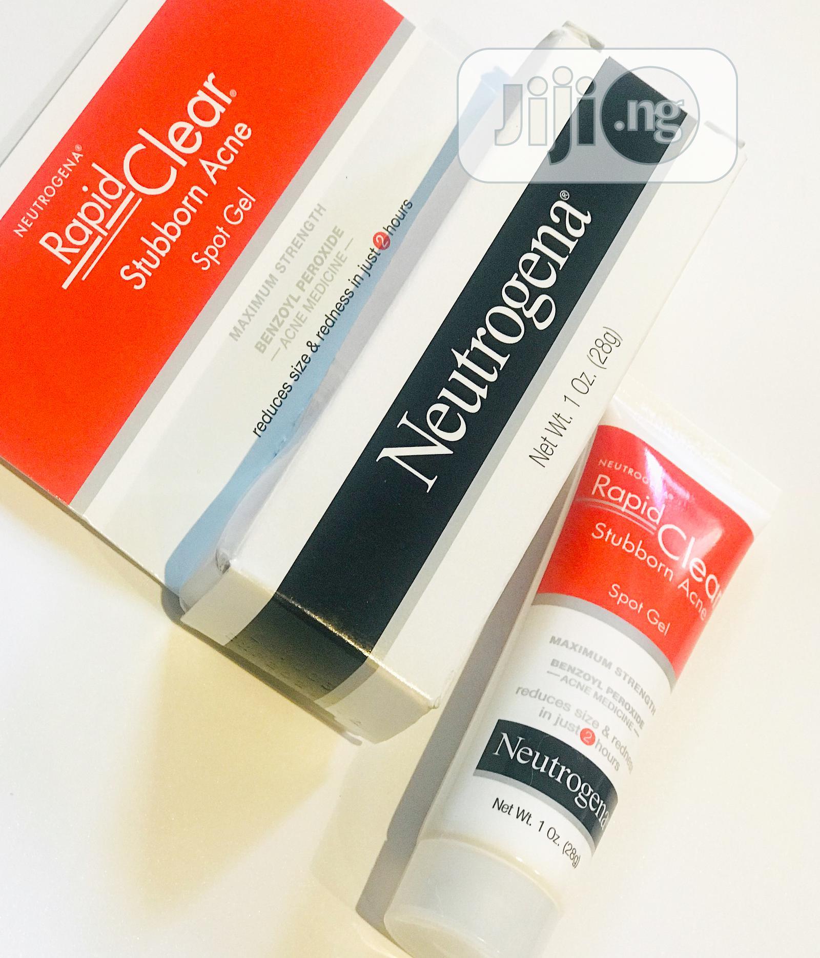 Neutrogena Rapid Clear Spot Treatment Gel In Ikeja Skin Care