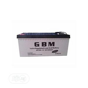 200ah Deep Cycle Solar Battery | Solar Energy for sale in Lagos State, Amuwo-Odofin