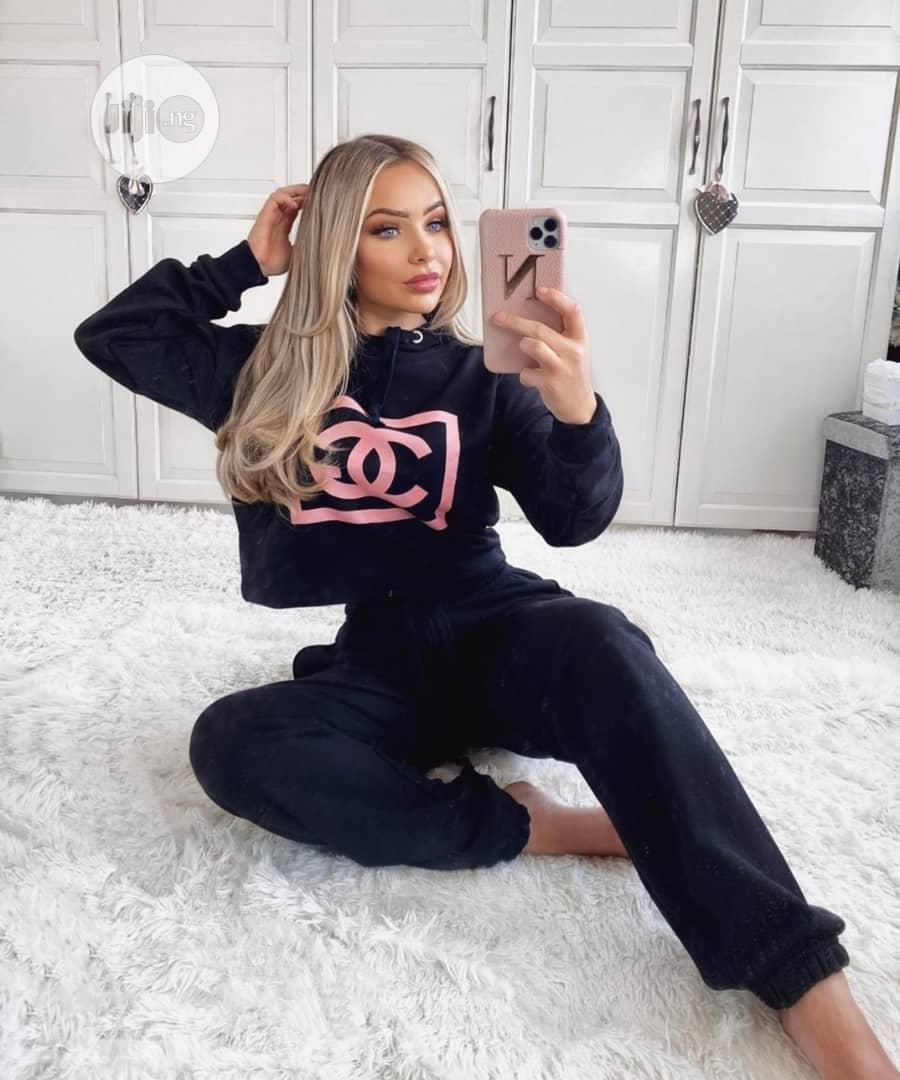Quality Ladies Joggers and Hoodies Up and Down | Clothing for sale in Lagos Island (Eko), Lagos State, Nigeria