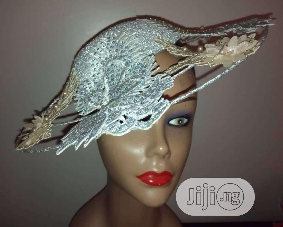 Naija Quality Fascinator