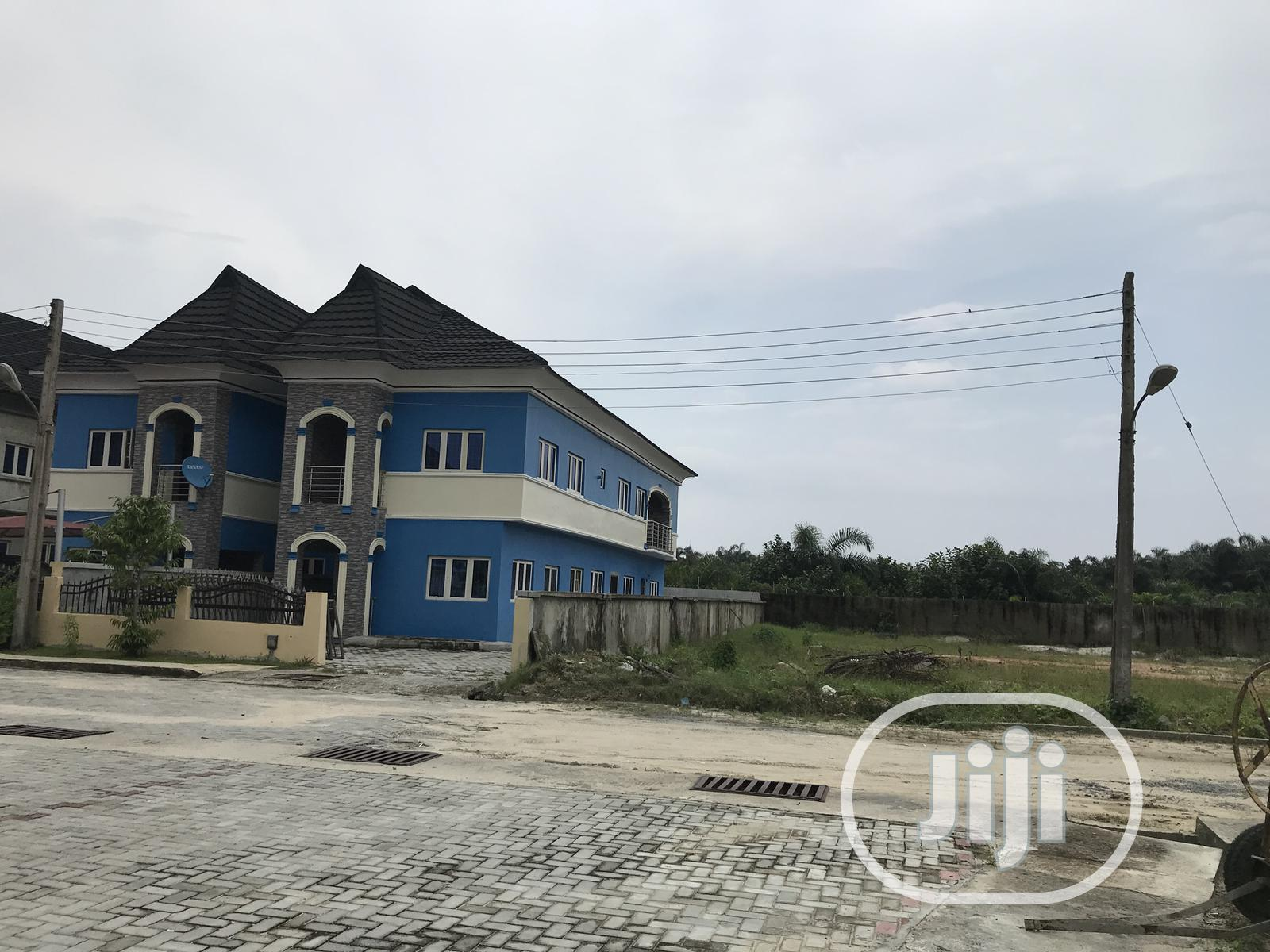 Completely Dry Land In A Well Developed And Gated Estate
