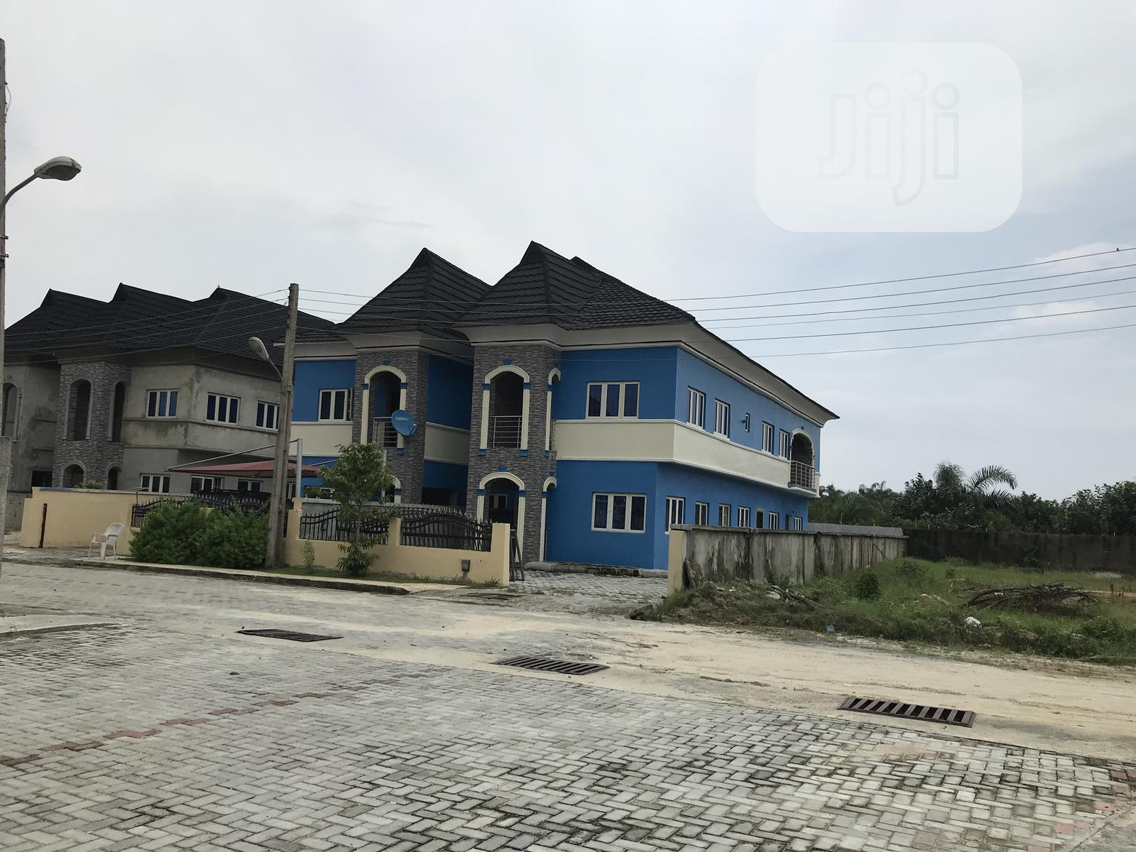 Completely Dry Land In A Well Developed And Gated Estate | Land & Plots for Rent for sale in Lekki Phase 2, Lagos State, Nigeria