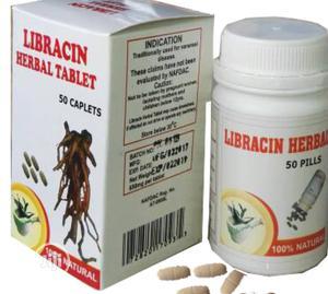 Libracin Herbal Tablet   Vitamins & Supplements for sale in Lagos State, Surulere
