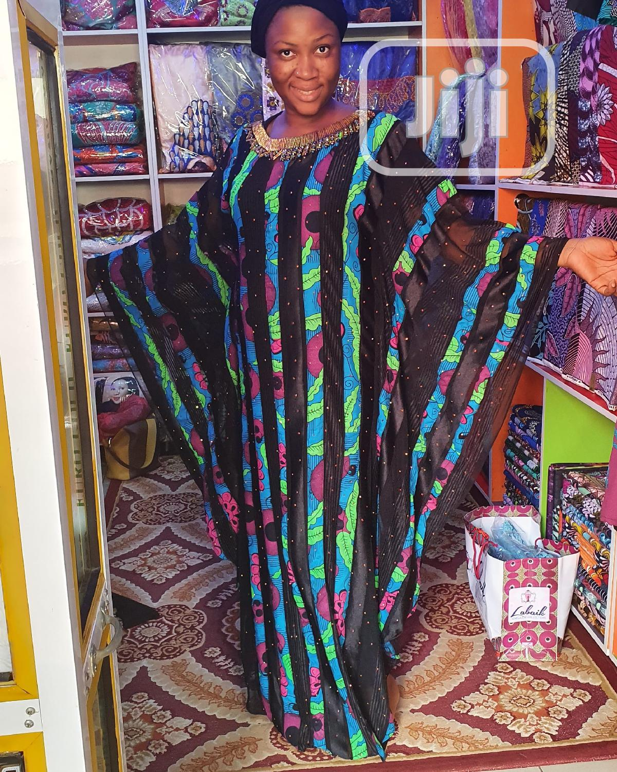 Beautiful Senegalese Gowns Available at Affordable Prices