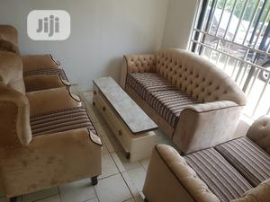 Classy High Quality Fabric Sofa   Furniture for sale in Abuja (FCT) State, Asokoro
