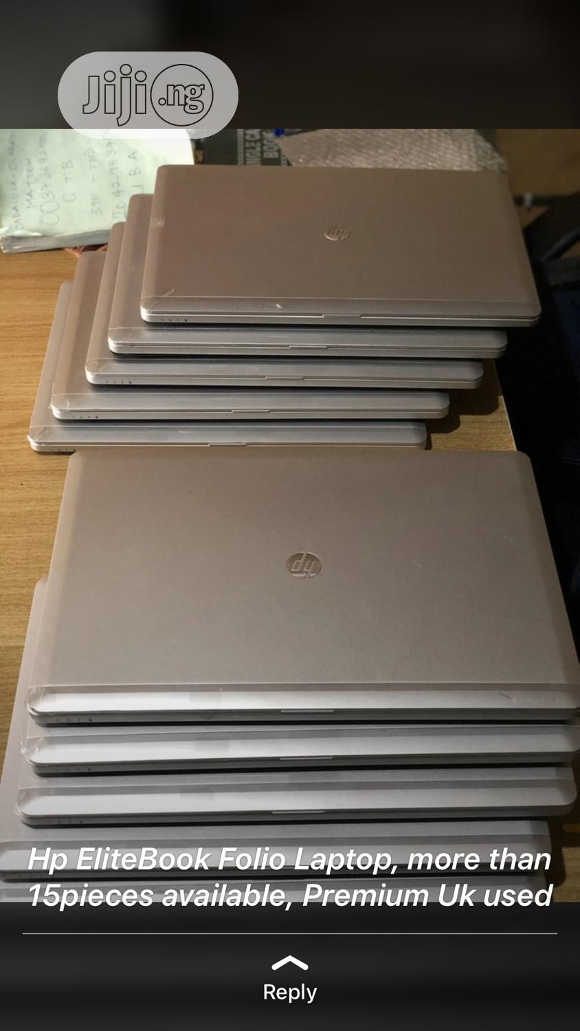 Laptop HP EliteBook Folio 9480M 4GB Intel Core i5 HDD 500GB   Laptops & Computers for sale in Wuse 2, Abuja (FCT) State, Nigeria