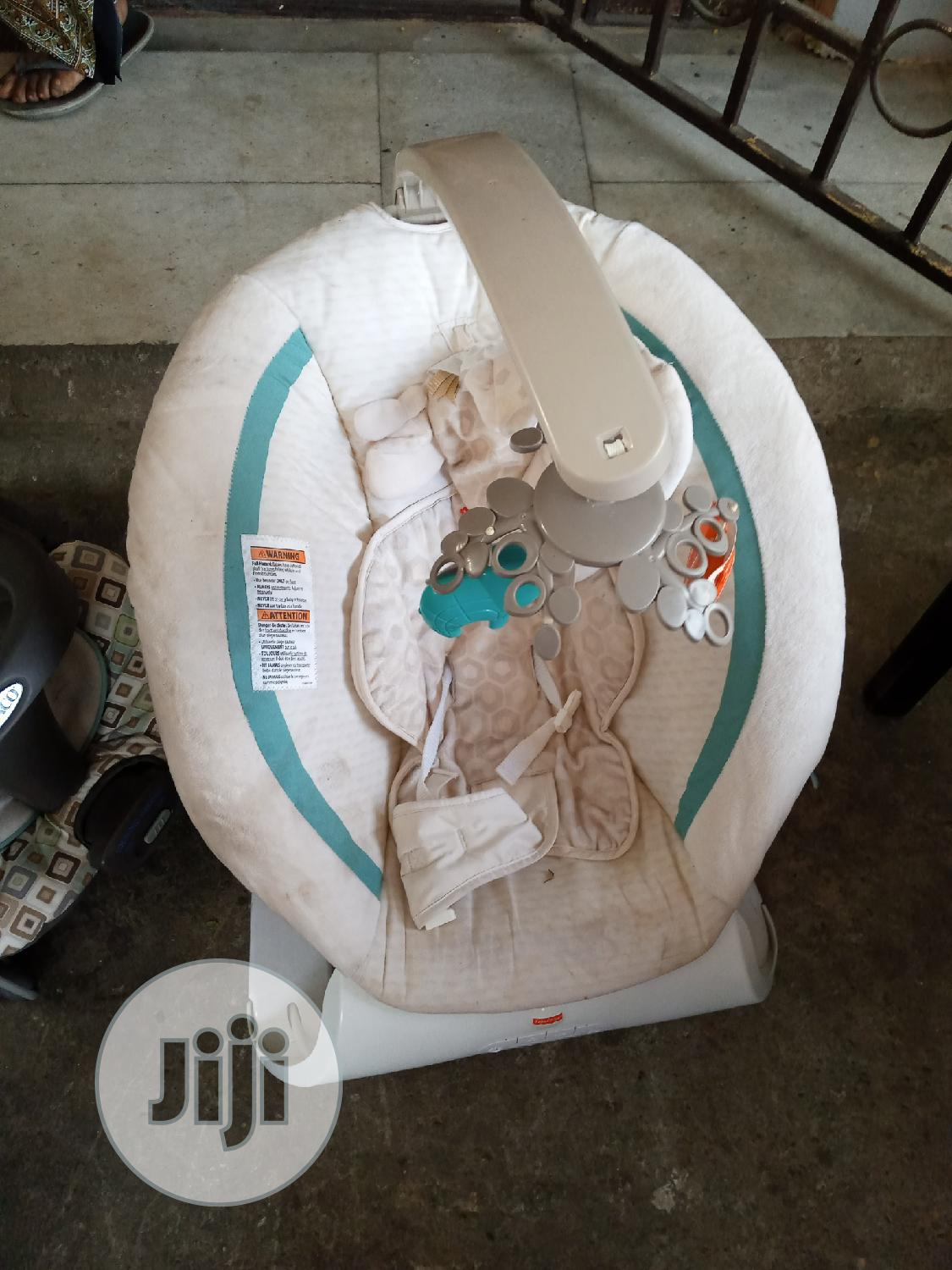 Very Clean Baby Viberator Seat | Children's Furniture for sale in Amuwo-Odofin, Lagos State, Nigeria
