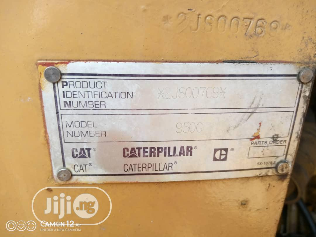 Caterpillar Payloader 950G | Heavy Equipment for sale in Ajah, Lagos State, Nigeria