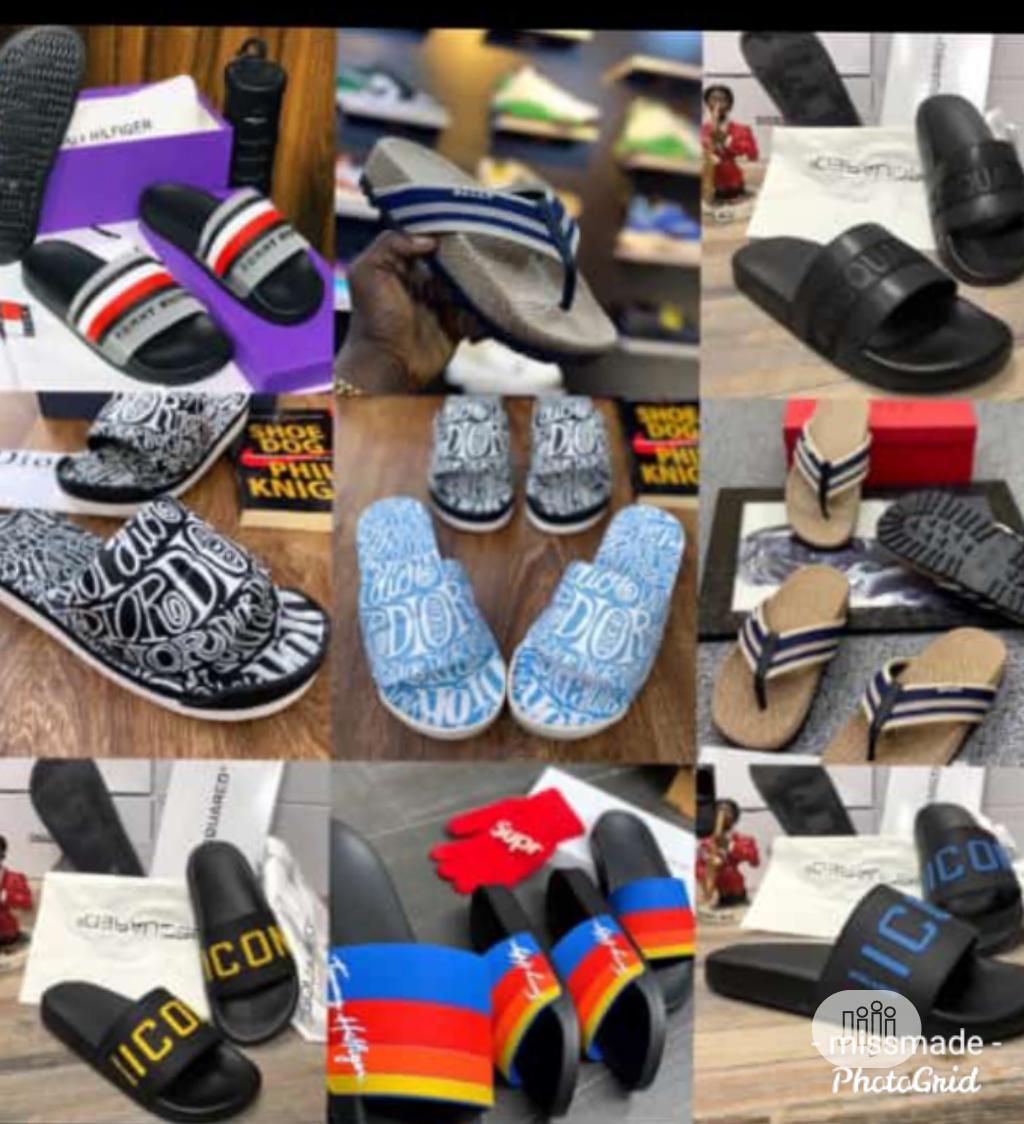 New Designer Slippers