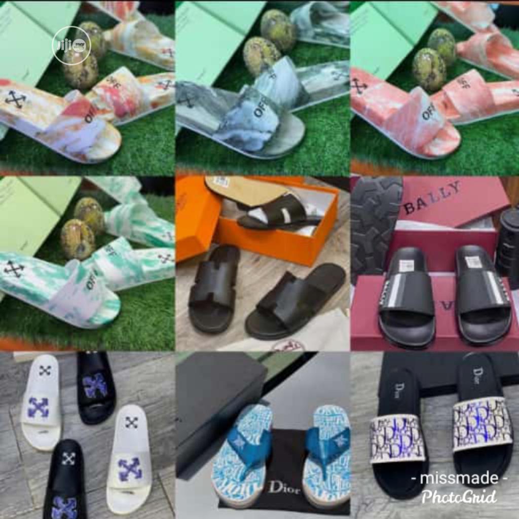 New Designer Slippers | Shoes for sale in Lagos Island (Eko), Lagos State, Nigeria