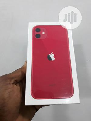New Apple iPhone 11 64 GB Red   Mobile Phones for sale in Lagos State, Ikeja