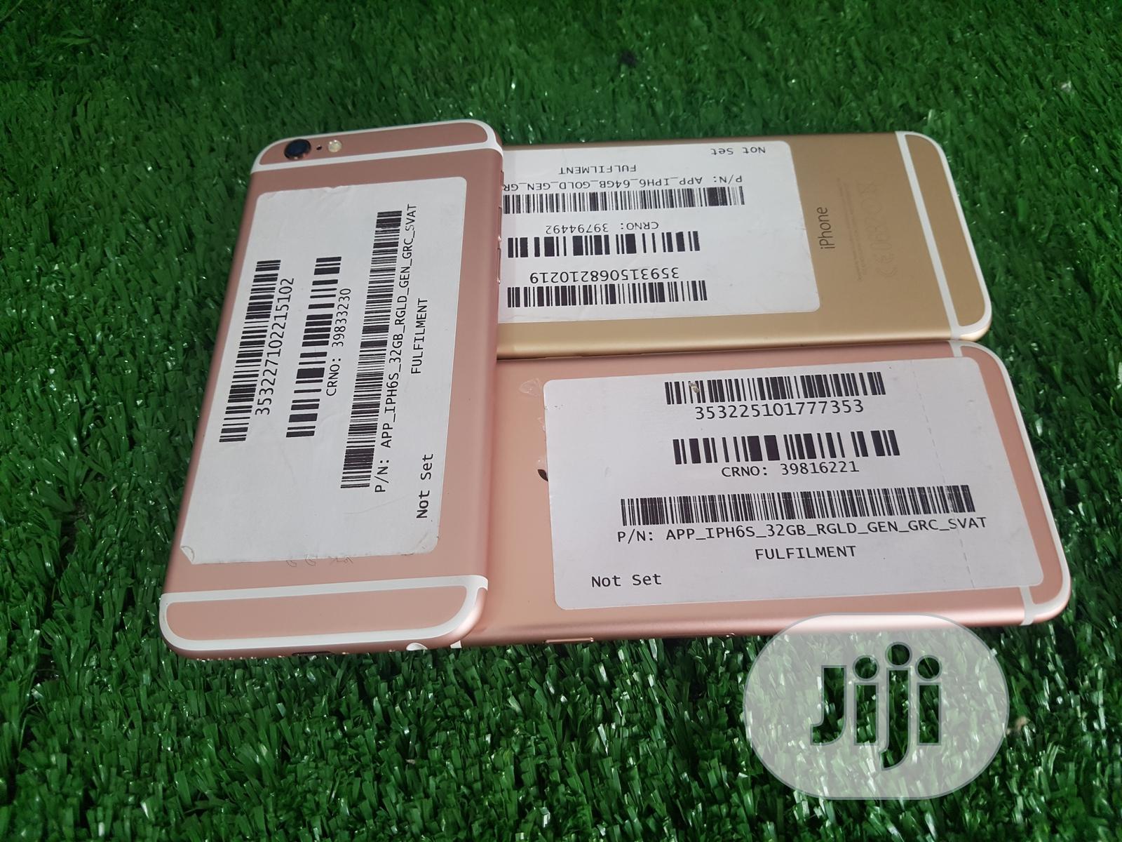 Apple iPhone 6 Plus 64 GB Pink | Mobile Phones for sale in Lagos Island (Eko), Lagos State, Nigeria
