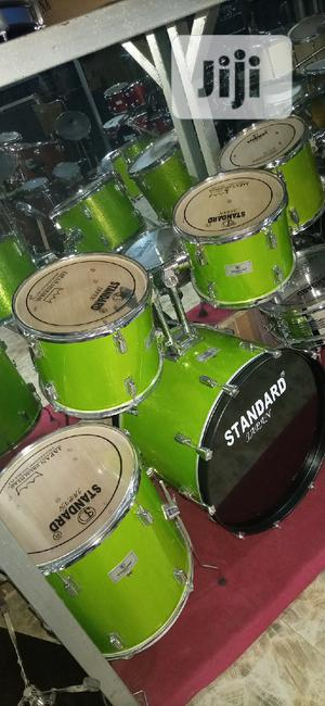 Standard Drum 7set | Musical Instruments & Gear for sale in Lagos State, Ojo