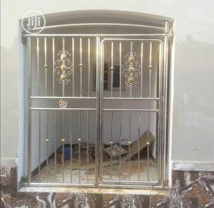 Stainless Steel Burglary   Doors for sale in Lagos State, Orile