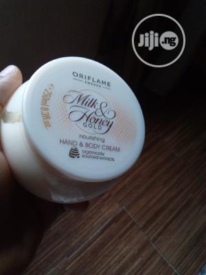 Milk and Honey Body Cream-250ml   Bath & Body for sale in Lagos State, Ikeja