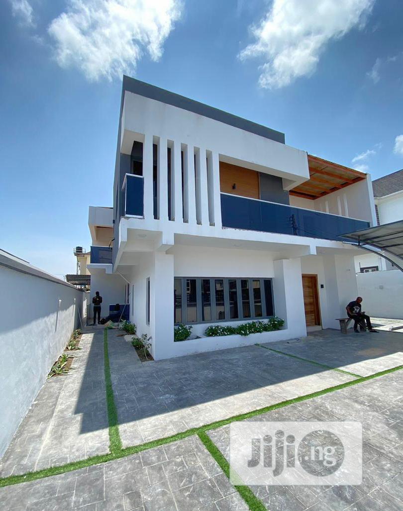 5 Bedroom Duplex At Lekki Lagos For Sale