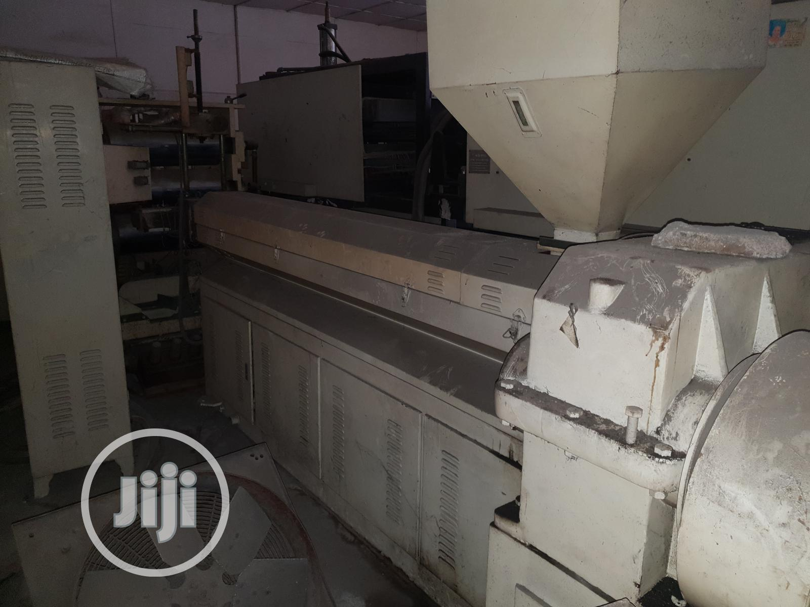 Plastic Sheet Extruding Machine | Manufacturing Equipment for sale in Apapa, Lagos State, Nigeria
