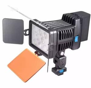 Video Camera Light 8 Bulbs   Accessories & Supplies for Electronics for sale in Lagos State, Ojo