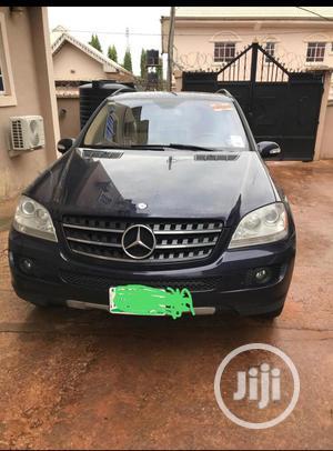 Mercedes-Benz M Class 2008 Black   Cars for sale in Enugu State, Enugu