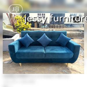 3 Seater Sofa Made With High Quality Material | Furniture for sale in Lagos State, Ikotun/Igando