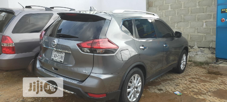 Nissan Rogue 2018 Gray