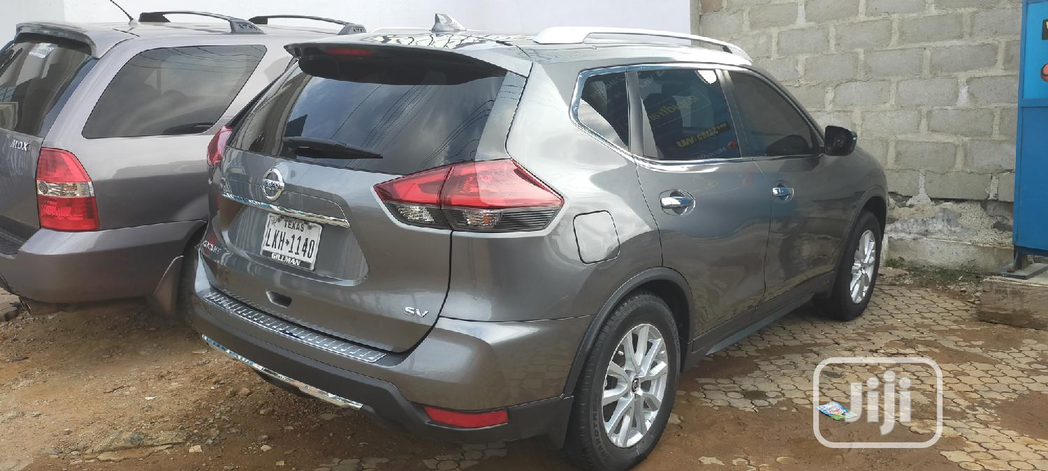 Nissan Rogue 2018 Gray | Cars for sale in Oshodi, Lagos State, Nigeria