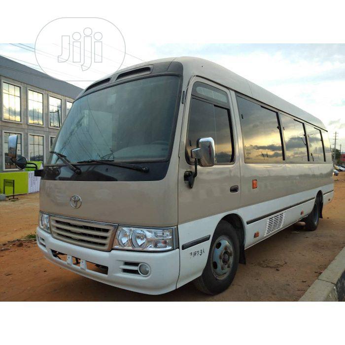 Toyota Coaster Bus | Buses & Microbuses for sale in Oshodi-Isolo, Lagos State, Nigeria