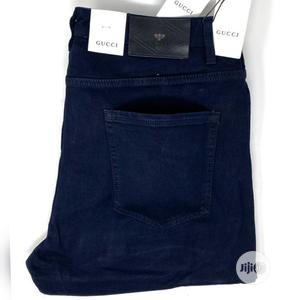 Gucci Jeans Trousers Original   Clothing for sale in Lagos State, Surulere
