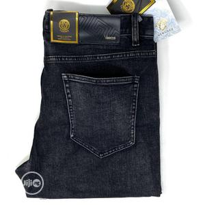 Versace Jeans Trousers Original | Clothing for sale in Lagos State, Surulere