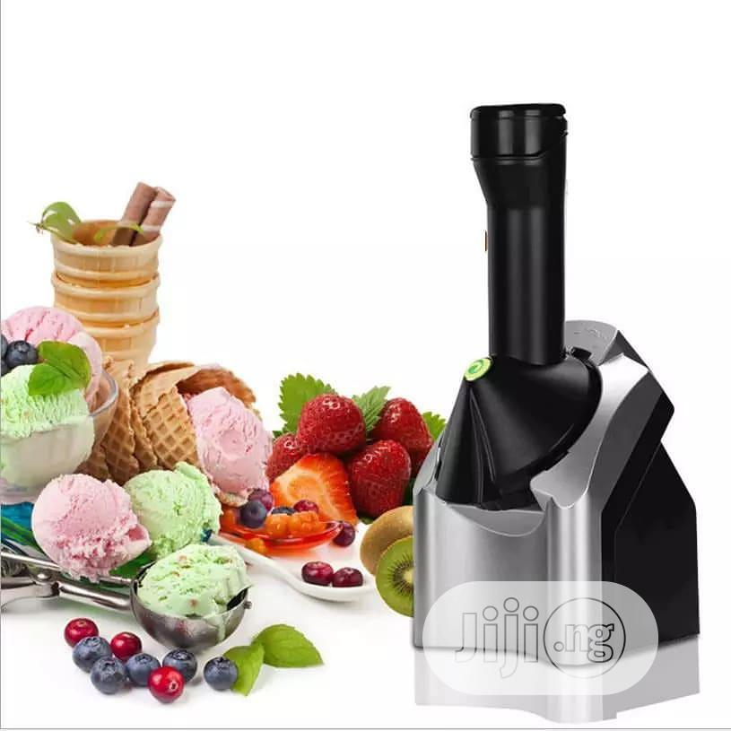 Yonaus Ice Cream Maker | Kitchen Appliances for sale in Lagos Island (Eko), Lagos State, Nigeria