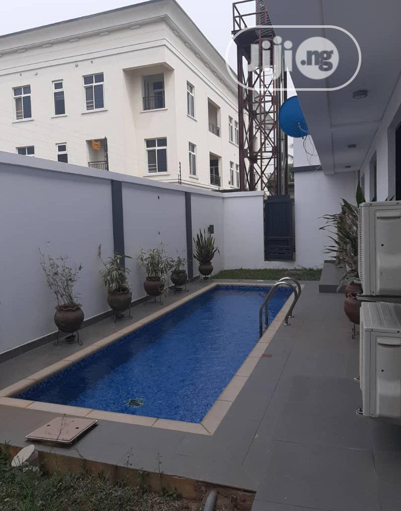 Lease: 3 Bedroom Terrace + Bq In Banana Island,Ikoyi | Houses & Apartments For Rent for sale in Ikoyi, Lagos State, Nigeria