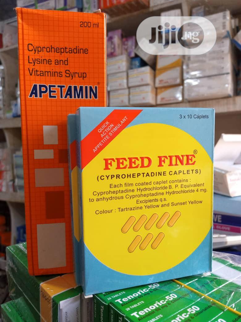 Apetamin Vitamin Supplements