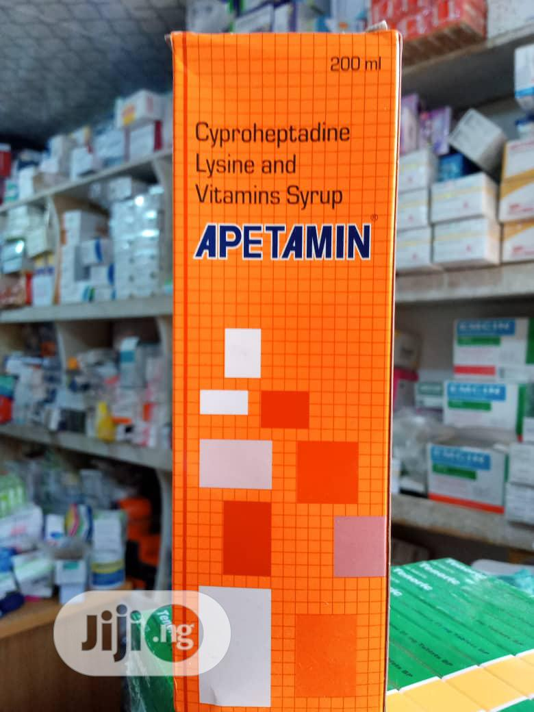 Apetamin Vitamin Supplements   Vitamins & Supplements for sale in Wuse 2, Abuja (FCT) State, Nigeria