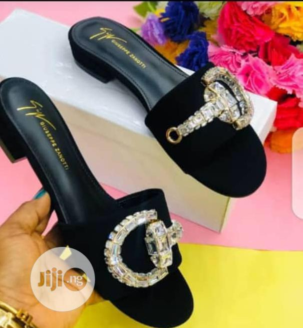 Zanotti Ladies Slippers