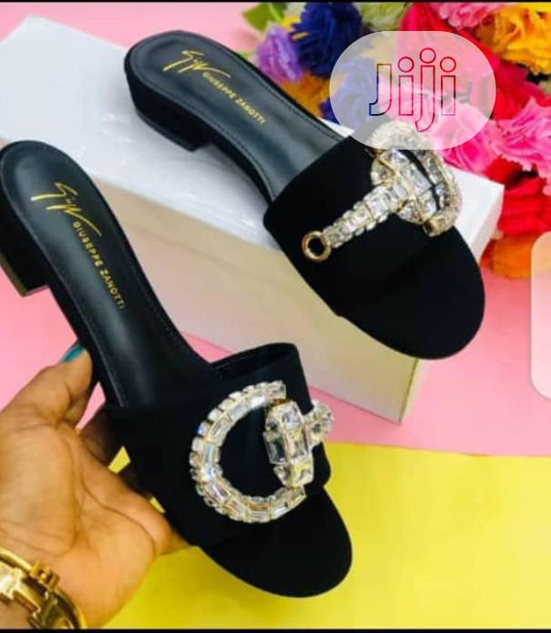 Zanotti Ladies Slippers | Shoes for sale in Lagos Island, Lagos State, Nigeria