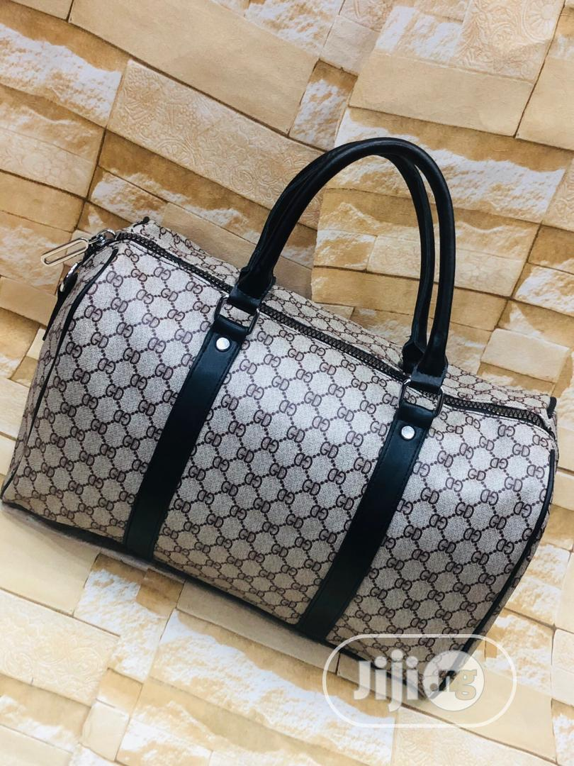 Gucci Traveling Bag Original