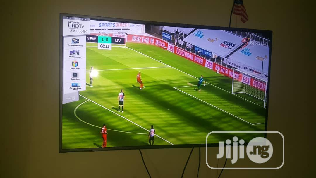 "Archive: Samsung 55"" 4k UHD Smart Tv"