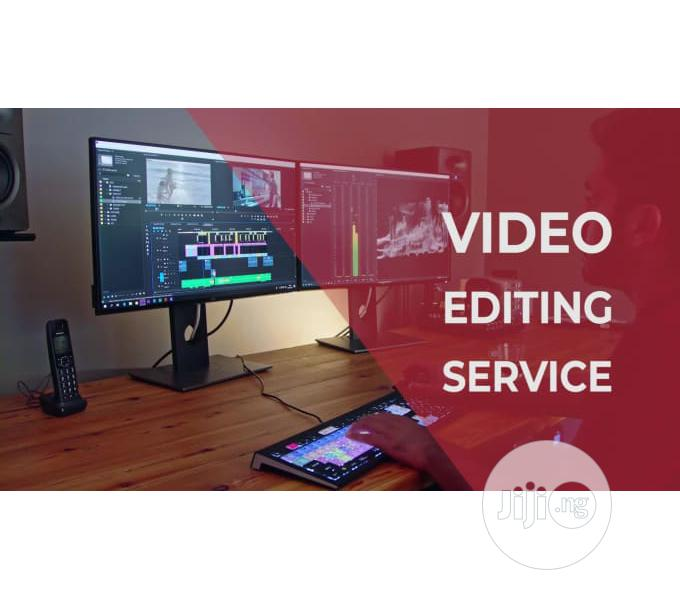 Video Editing Services. I Am A Well Experienced Editor