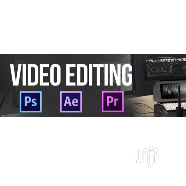 Video Editing Services. I Am A Well Experienced Editor | Photography & Video Services for sale in Alimosho, Lagos State, Nigeria