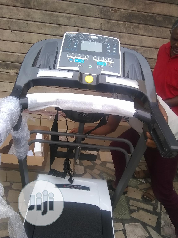 2.5hp Treadmill Heavy Duty