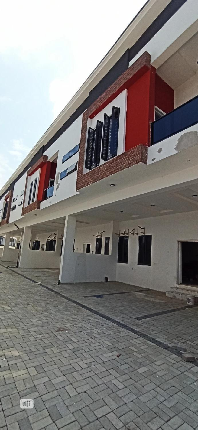 Newly Built 4bedrooms Duplex Terrace For Rent